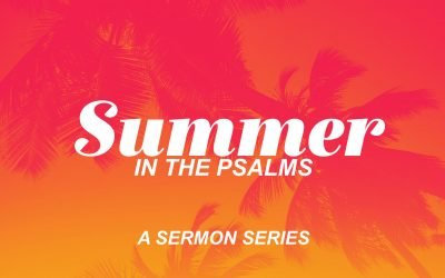 Summer in the Psalms: Psalm 1
